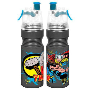 Marvel Comics Water Bottles Thor Misting Bottle 9314783576005 tween and teen
