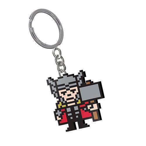 Marvel Keychains Thor 8-bit Keyring 9314783575114 tween and teen