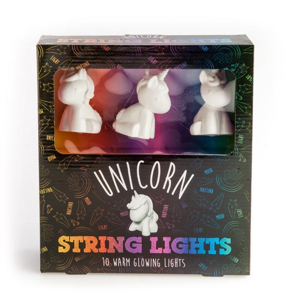 MDI Australia Night Lights & Ambient Lighting Unicorn String Lights tween and teen