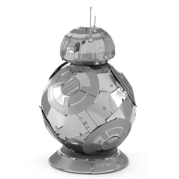 Metal Earth Scale Model Kits Copy of Metal Earth Star Wars BB8 tween and teen