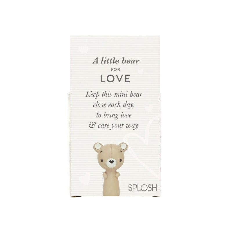 Meaningful Mini - Love Bear