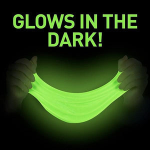 National Geographic Educational Games Glow in the Dark Slime Lab - Green 851456006050 tween and teen