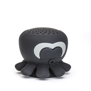 On Hand Speakers Black Bluetooth Shower Speaker - Octopus 0720252999944 tween and teen