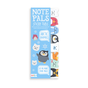 Ooly Stationery Arctic Animals Note Pals - Sticky Tabs tween and teen