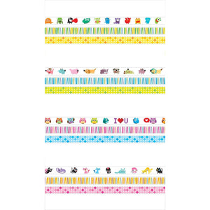 Ooly Stationery Cats Decorative Sticker Tape and Refills 0720252999760 tween and teen