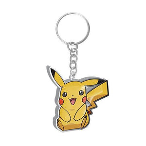 Pokemon Keychains Pikachu Metal Keyring 9314783578184 tween and teen