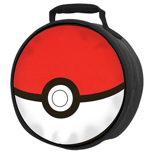 Pokemon Lunch Boxes & Bags Poke Round Cooler Bag tween and teen