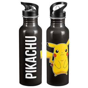 Pokemon Water Bottles Pikachu Aluminium Drink Bottle 9314783570874 tween and teen