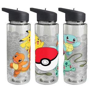 Pokemon Water Bottles Pokemon Tritan Drink Bottle 9314783570898 tween and teen