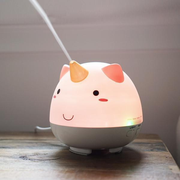 Smoko Now Candles & Home Fragrances Elodie Unicorn Ultrasonic Diffuser 0720252999005 tween and teen