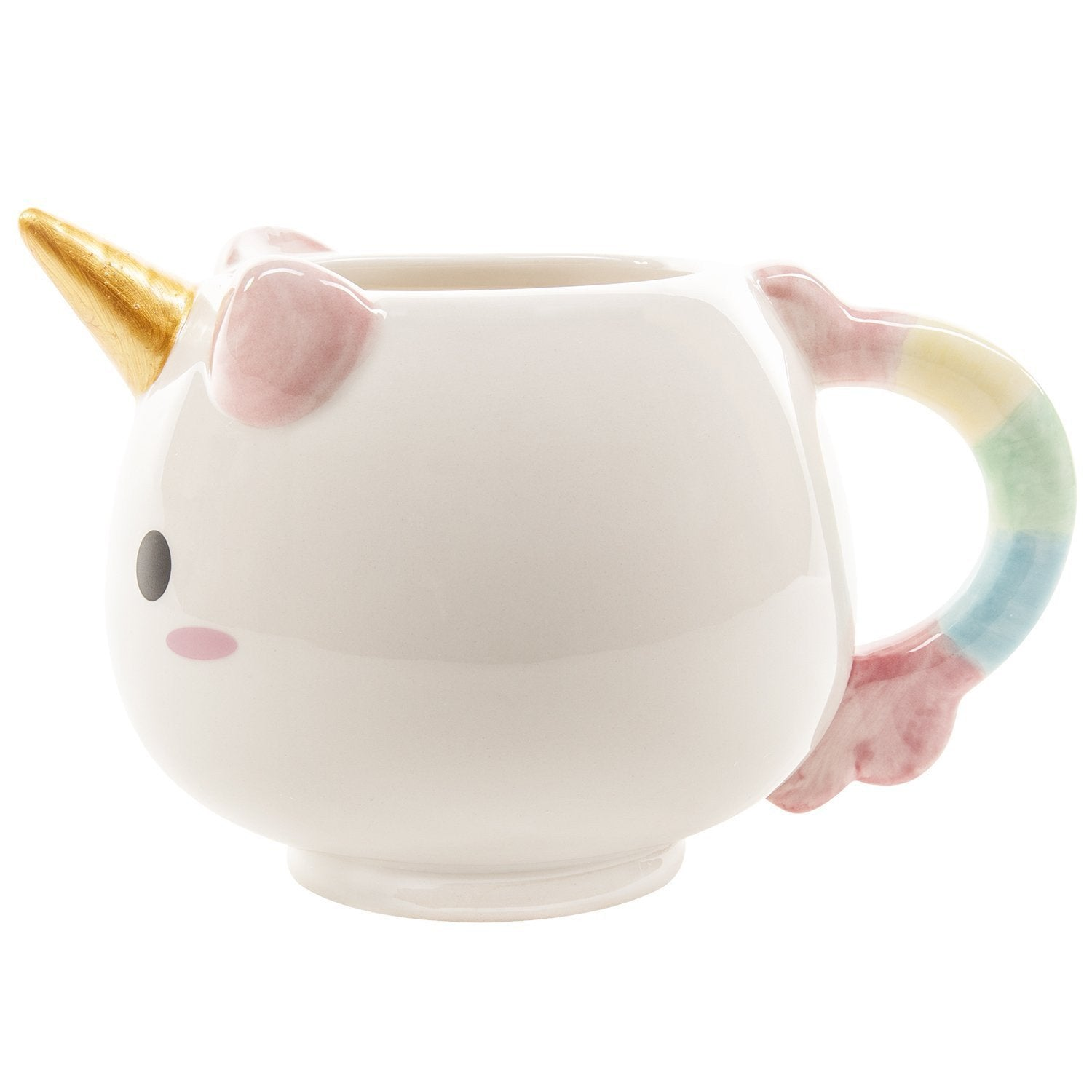 Smoko Now Mugs Elodie Unicorn Mug 0720252998992 tween and teen