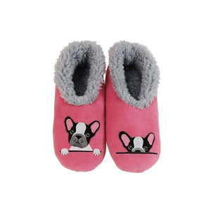 Splosh Slippers Medium Slumbies Frenchy Slippers tween and teen