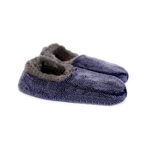 Splosh Slippers Mens Small Boys Two-Tone Slumbies tween and teen