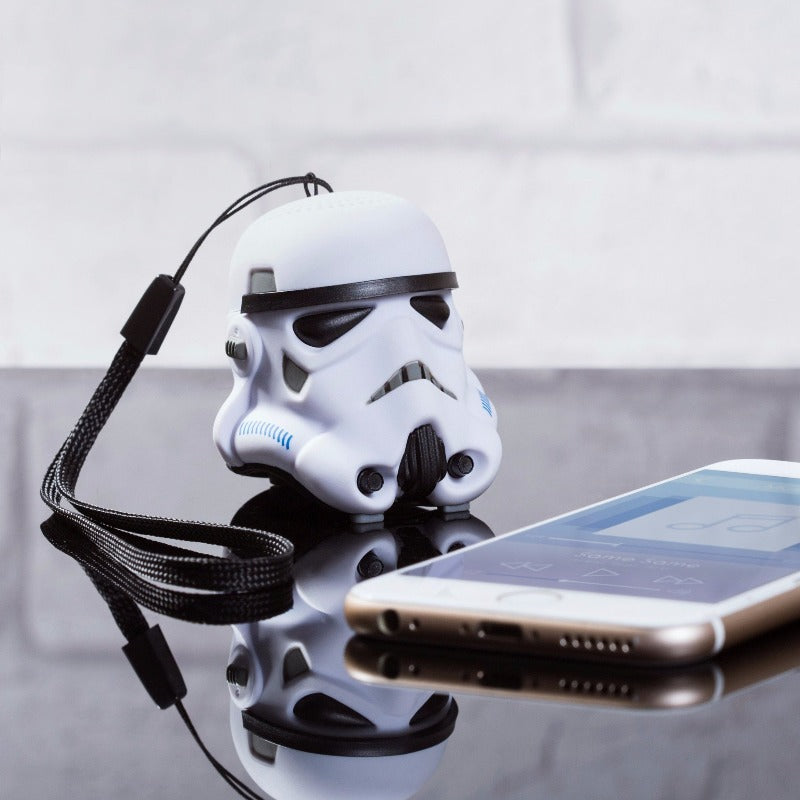 Thumbs Up UK Speakers Bluetooth Portable Stormtrooper Speaker 5060491773819 tween and teen