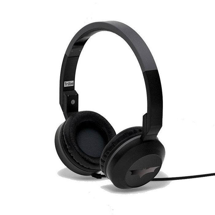 DC Comics Batman Foldable Wired Headphones with Mic