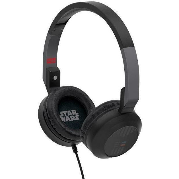 Star Wars Darth Vader Foldable Wired Headphones with Mic
