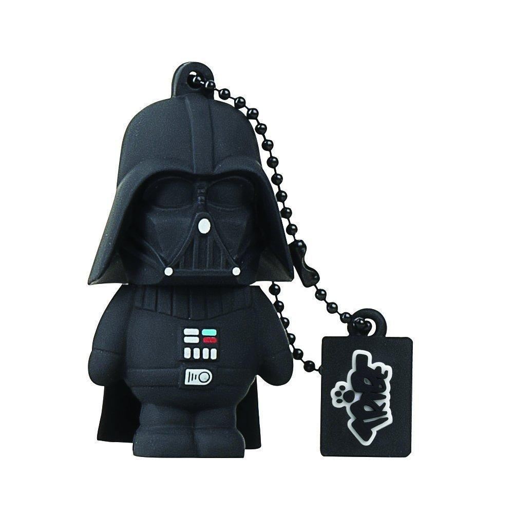 Tribe USB Flash Drives Star Wars Darth Vader 16GB USB Flash Drive 8034135437358 tween and teen