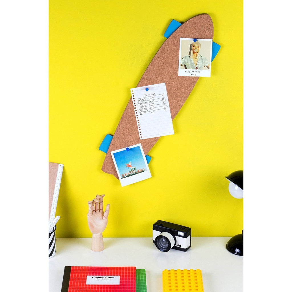 Tween to Teen Accessories Skater Corkboard 8437014005707 tween and teen