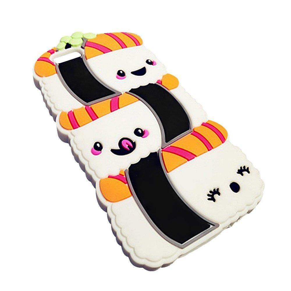 Tween to Teen Mobile Phone Cases iPhone 6/6S Kawaai Sushi Phone Case 0720252999609 tween and teen