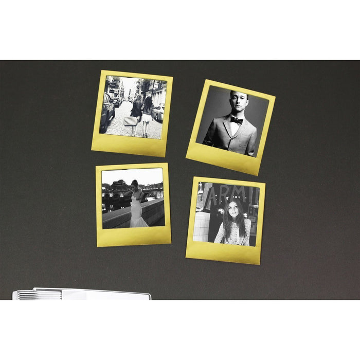 Gold Mini Polaroid Magnetic Photo Frame