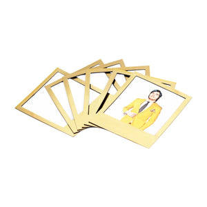 Until HQ Stationery Gold Mini Polaroid Magnetic Photo Frame 8437009866511 tween and teen
