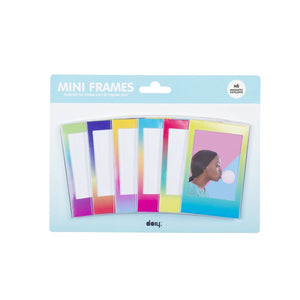 Until HQ Stationery Gradient Mini Magnetic Photo Frames 8437015566610 tween and teen