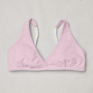 Yellowberry Bras Bubblegum / X-Small Budding Berry Brushed Cotton Bra tween and teen