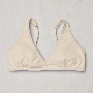 Yellowberry Bras Caramel / X-Small Budding Berry Brushed Cotton Bra tween and teen