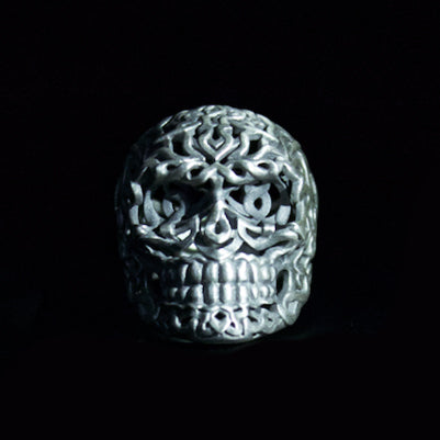 "2 SAINTS - BAGUE - ""XL SKULL"""