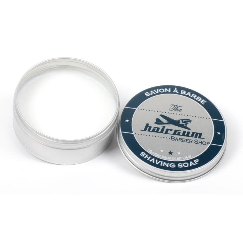 Hairgum - Savon à barbe (Shaving soap)