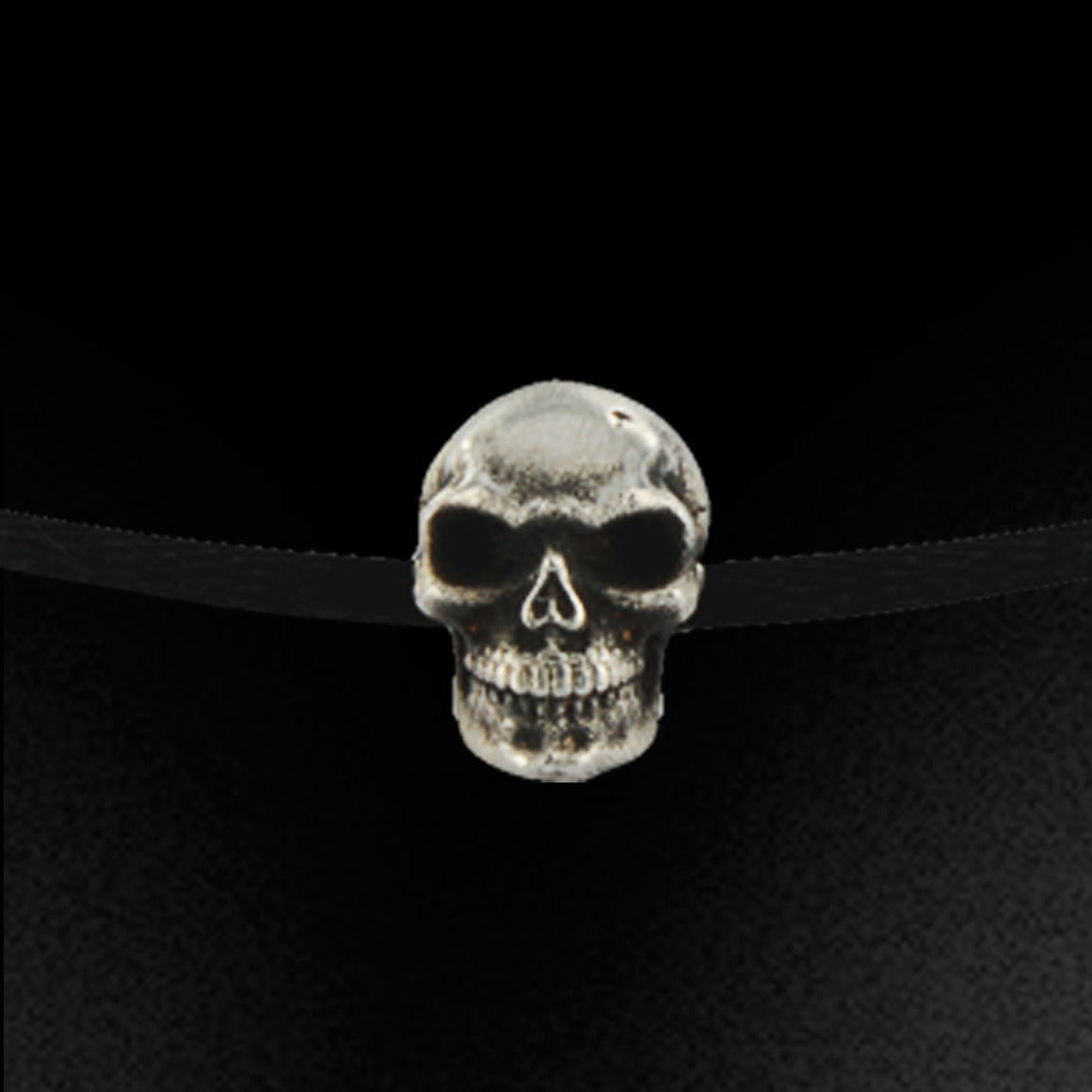 "2 SAINTS - Bracelet - ""SKULL HEAD"""