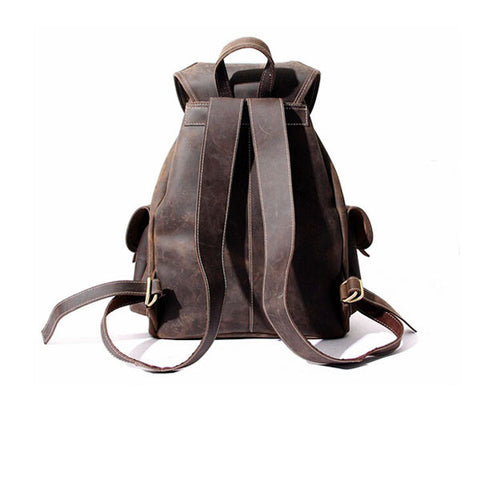 Jerome Genuine Leather Backpack