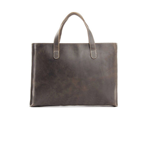 Sandro Genuine Leather Briefcase