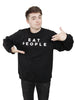 EAT PEOPLE Sweatshirt