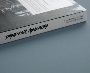 Livre « Drive Your Adventure » - 320 pages