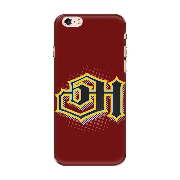 AA Alphabet Apple Iphone 6/6s Phone Case