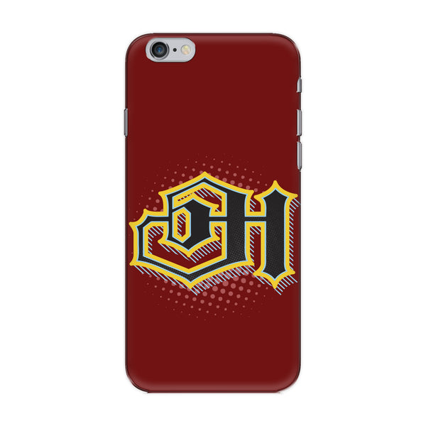 AA Alphabet Apple Iphone 6 Plus/6s Plus Phone Case