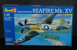 Revell Supermarine Seafire Mk. XV Plastic Model Kit