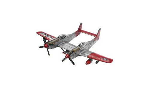 Monogram 1/72 Twin Mustang F-82G Plastic Model Kit