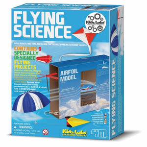 Flying Science - 4M Kidz Labs