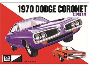 MPC869 1970 Dodge Super Bee Plastic Model Kit