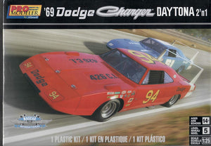 Revell 1/25 '69 Dodge Charger Daytona 2 in 1 Plastic Model Kit