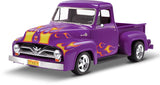 Monogram 1/24 '55 Ford F-100 Street Rod Plastic Model Kit