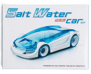 Fuel Car: Salt Water