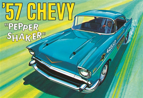 AMT1079 1957 Chevy Pepper Shaker Plastic Model Kit