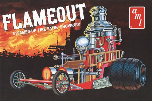 AMT934 Flameout Show Rod 1:25 Scale Model Kit
