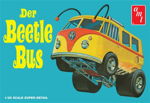 AMT992 Beetle Bus Volkwagon Van Show Rod