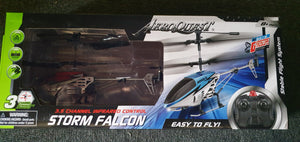 AeroQuest Storm Falcon 3.5Ch I/R Helicopter
