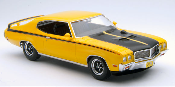 Monogram 1/24 '70 Buick GSX Plastic Model Kit