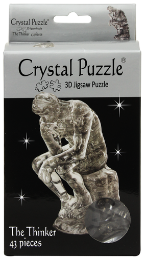 3D Thinker Crystal Puzzle
